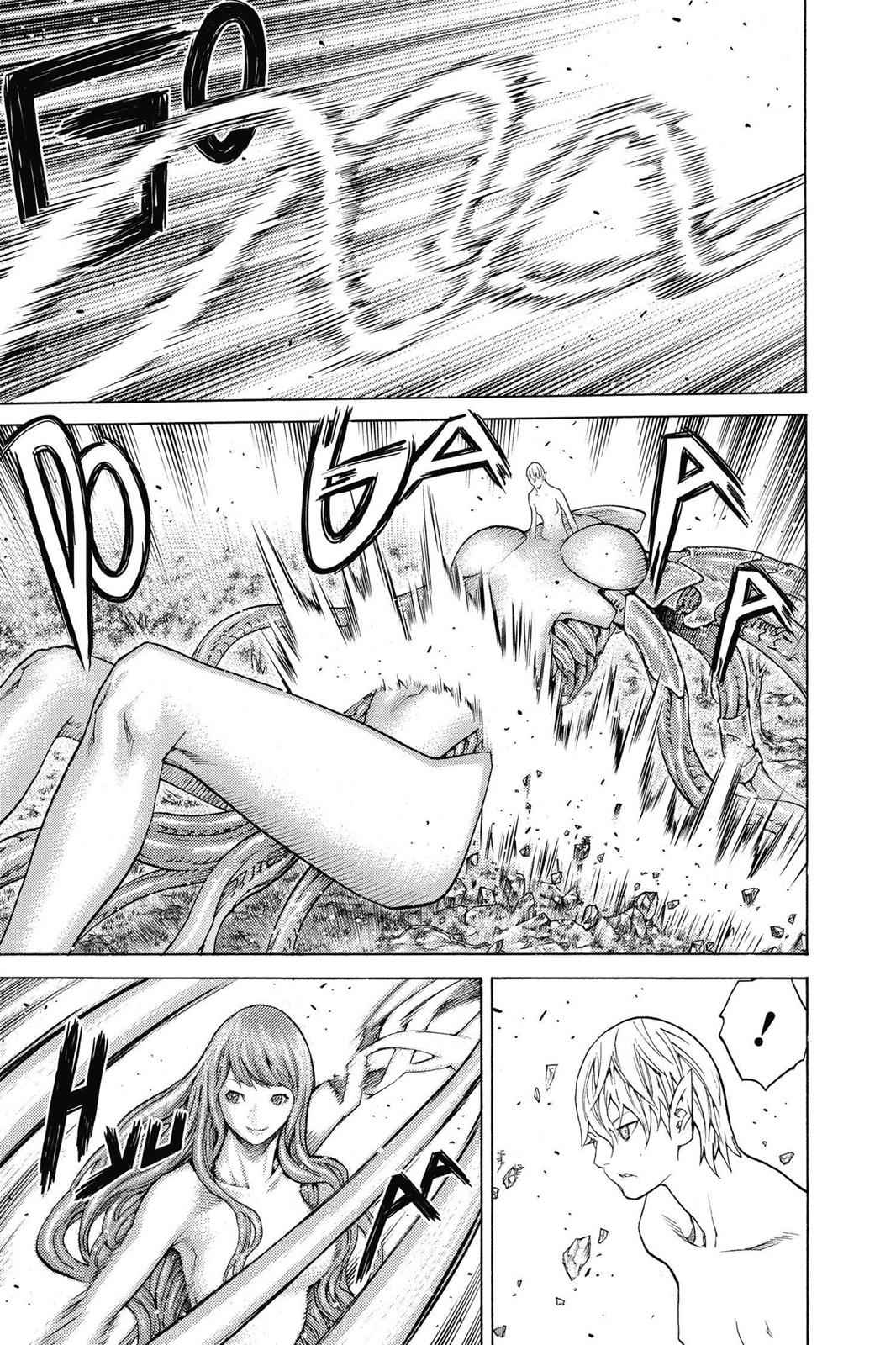 Claymore Chapter 134 Page 15