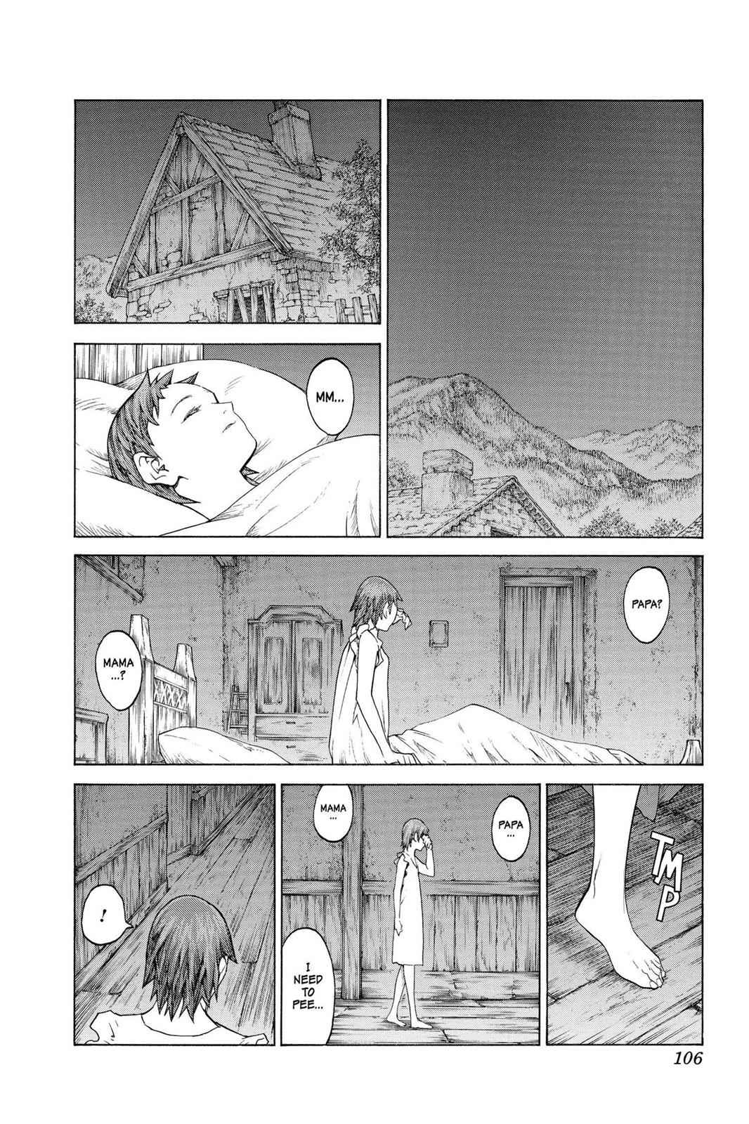 Claymore Chapter 135 Page 10