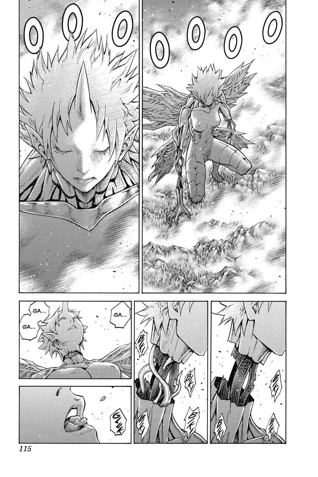 Claymore Chapter 135 Page 18