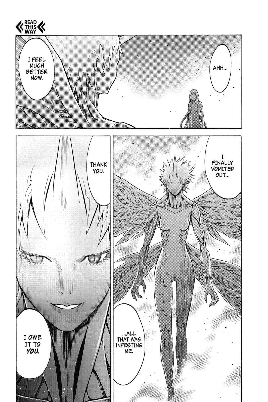 Claymore Chapter 135 Page 22