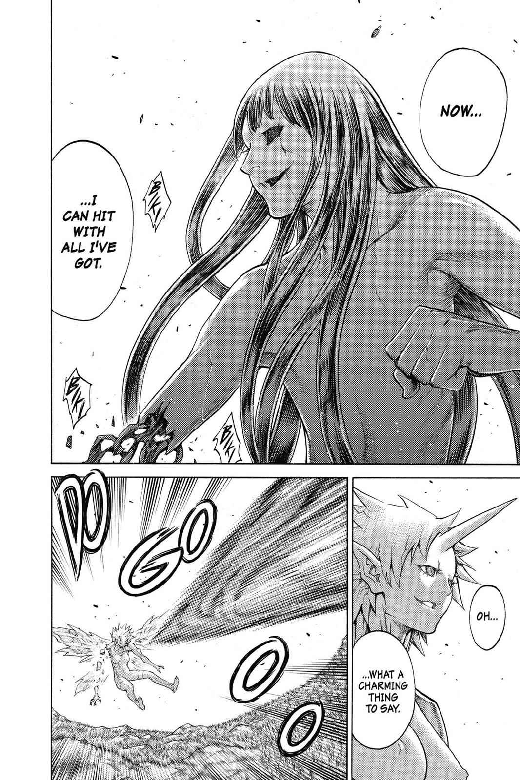 Claymore Chapter 135 Page 25