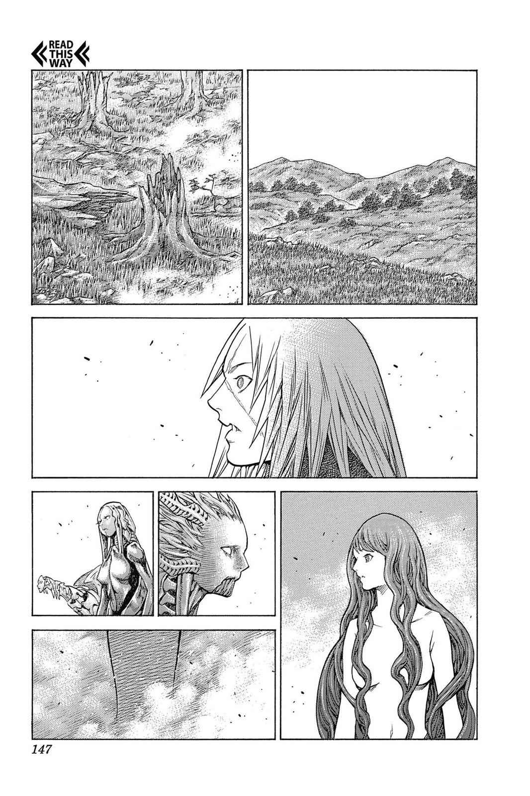 Claymore Chapter 136 Page 18
