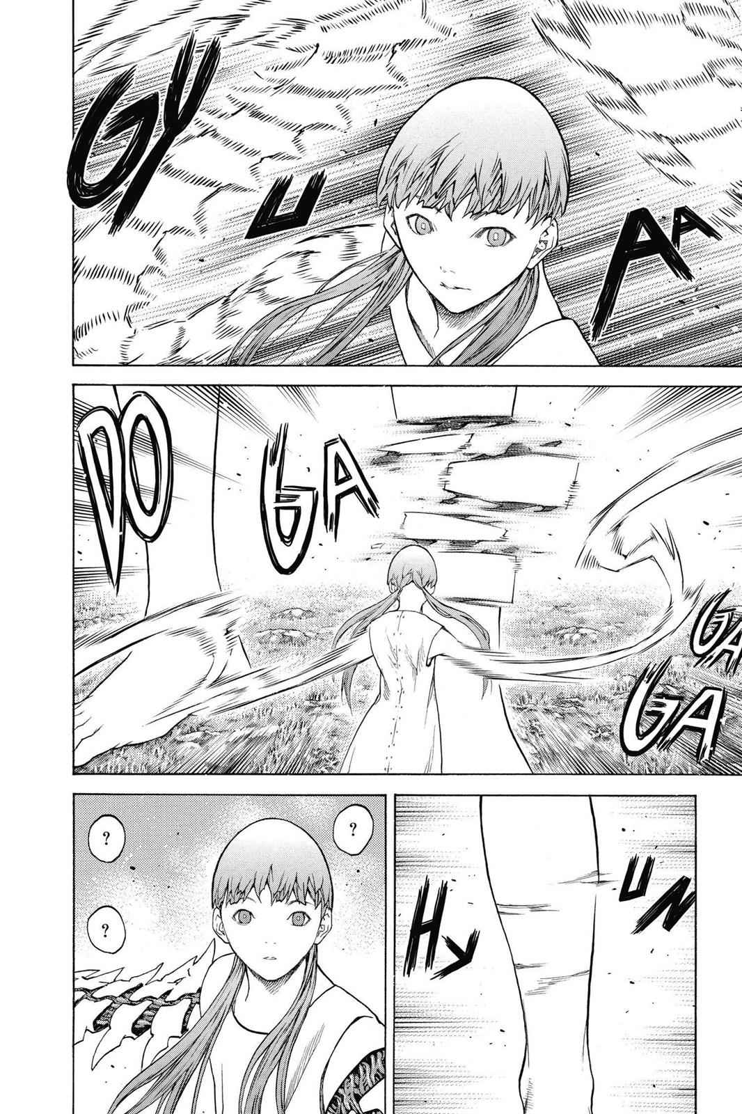 Claymore Chapter 136 Page 22