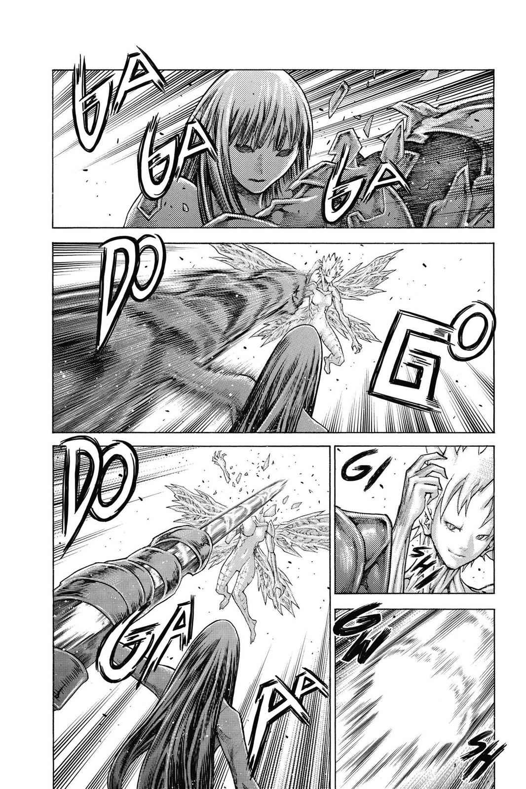 Claymore Chapter 136 Page 9