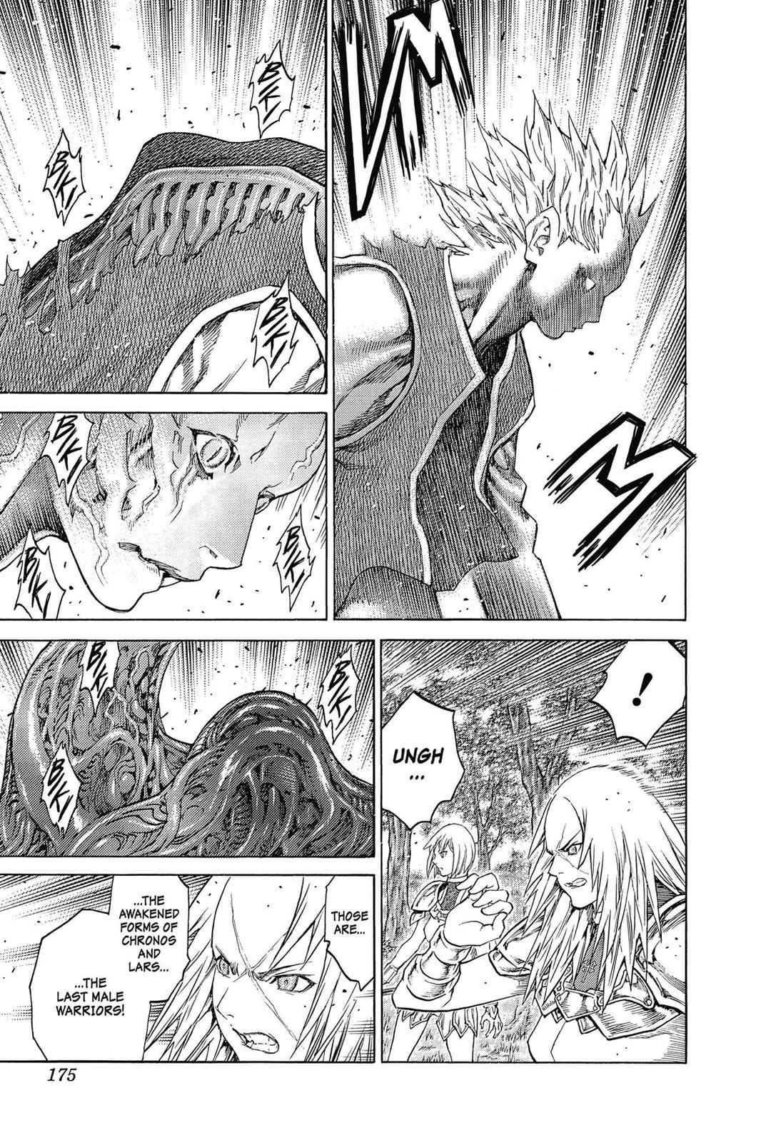 Claymore Chapter 137 Page 13