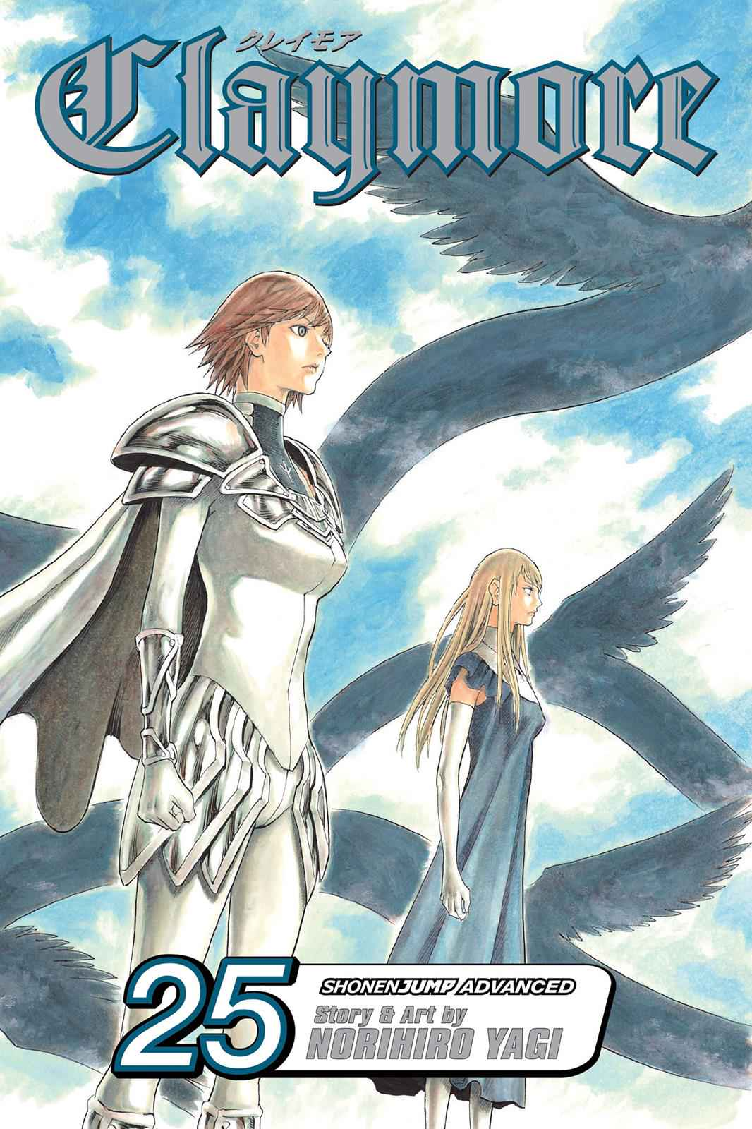 Claymore Chapter 138 Page 1