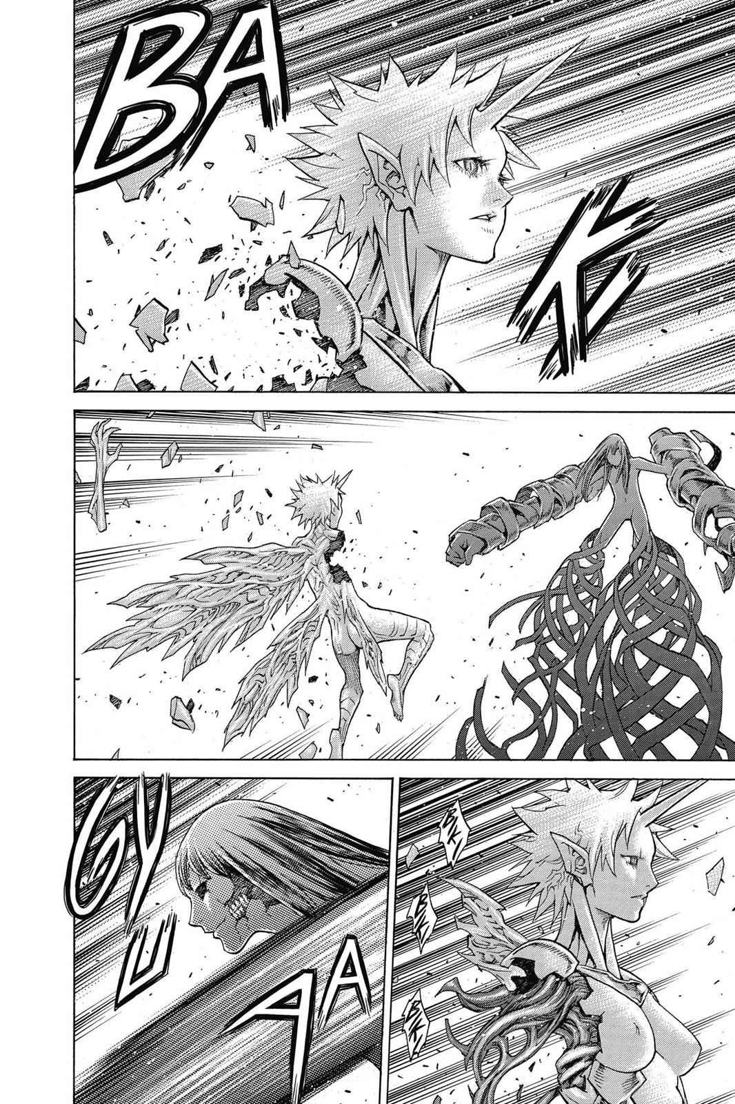 Claymore Chapter 138 Page 12