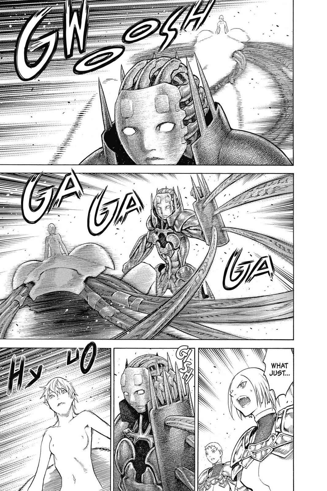 Claymore Chapter 138 Page 20