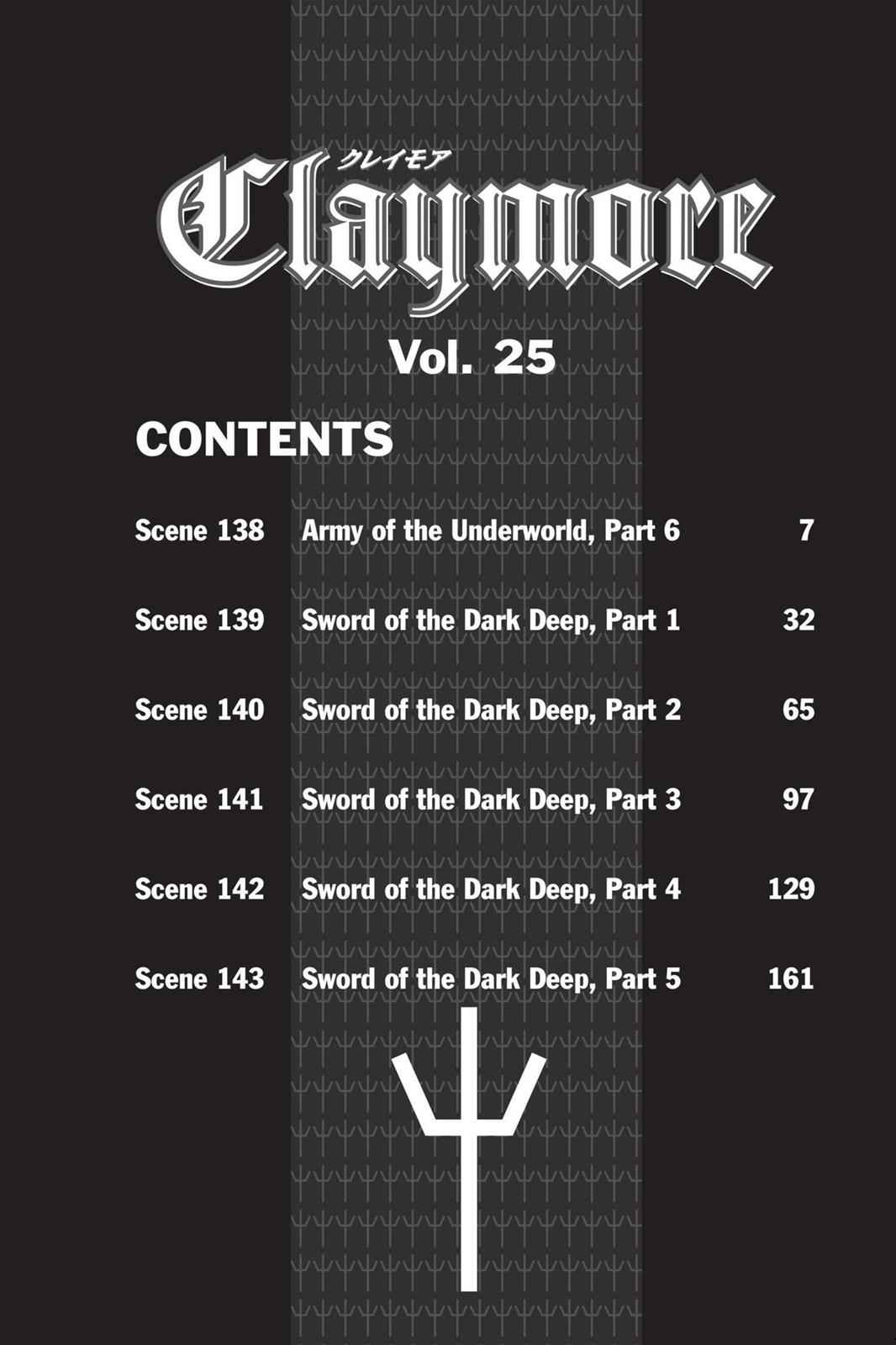 Claymore Chapter 138 Page 6