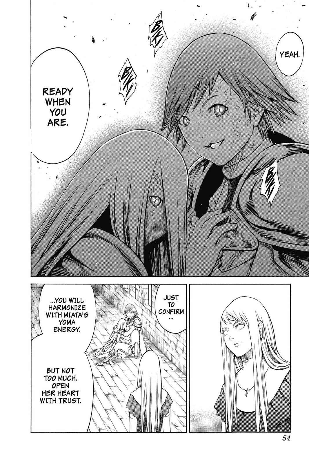 Claymore Chapter 139 Page 21