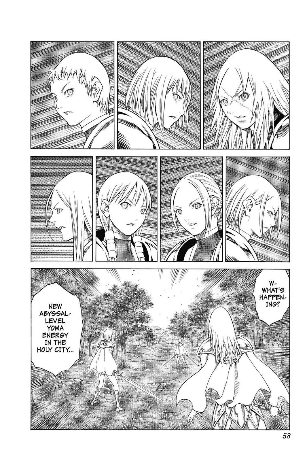 Claymore Chapter 139 Page 24