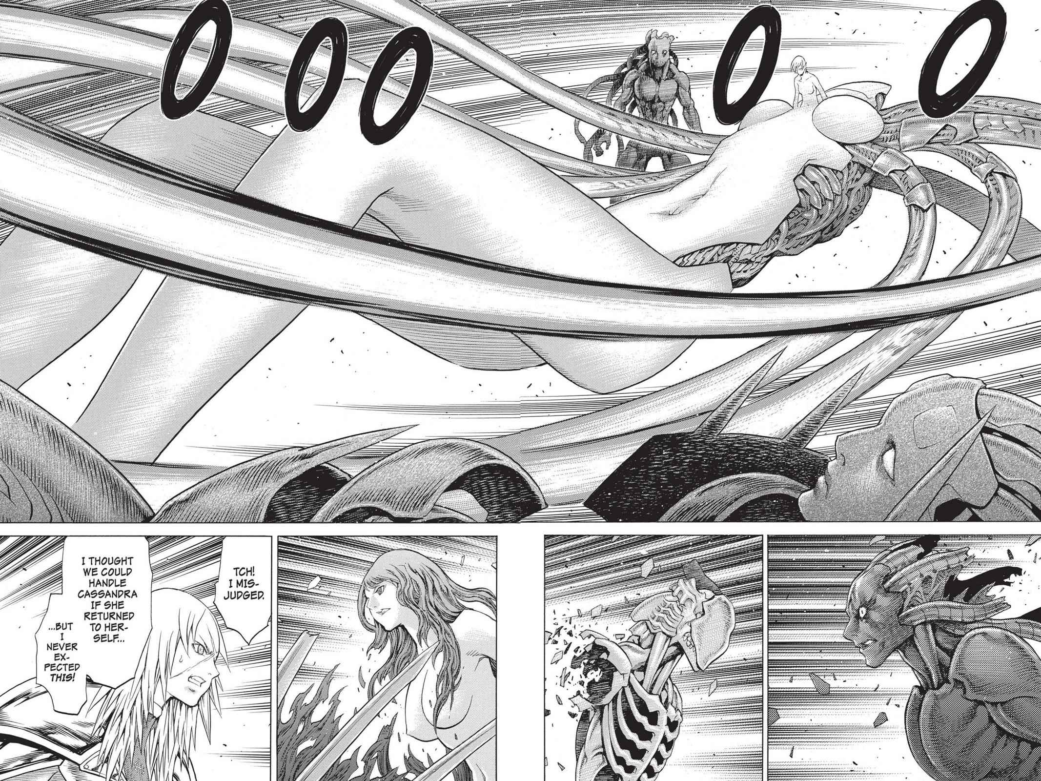 Claymore Chapter 139 Page 26