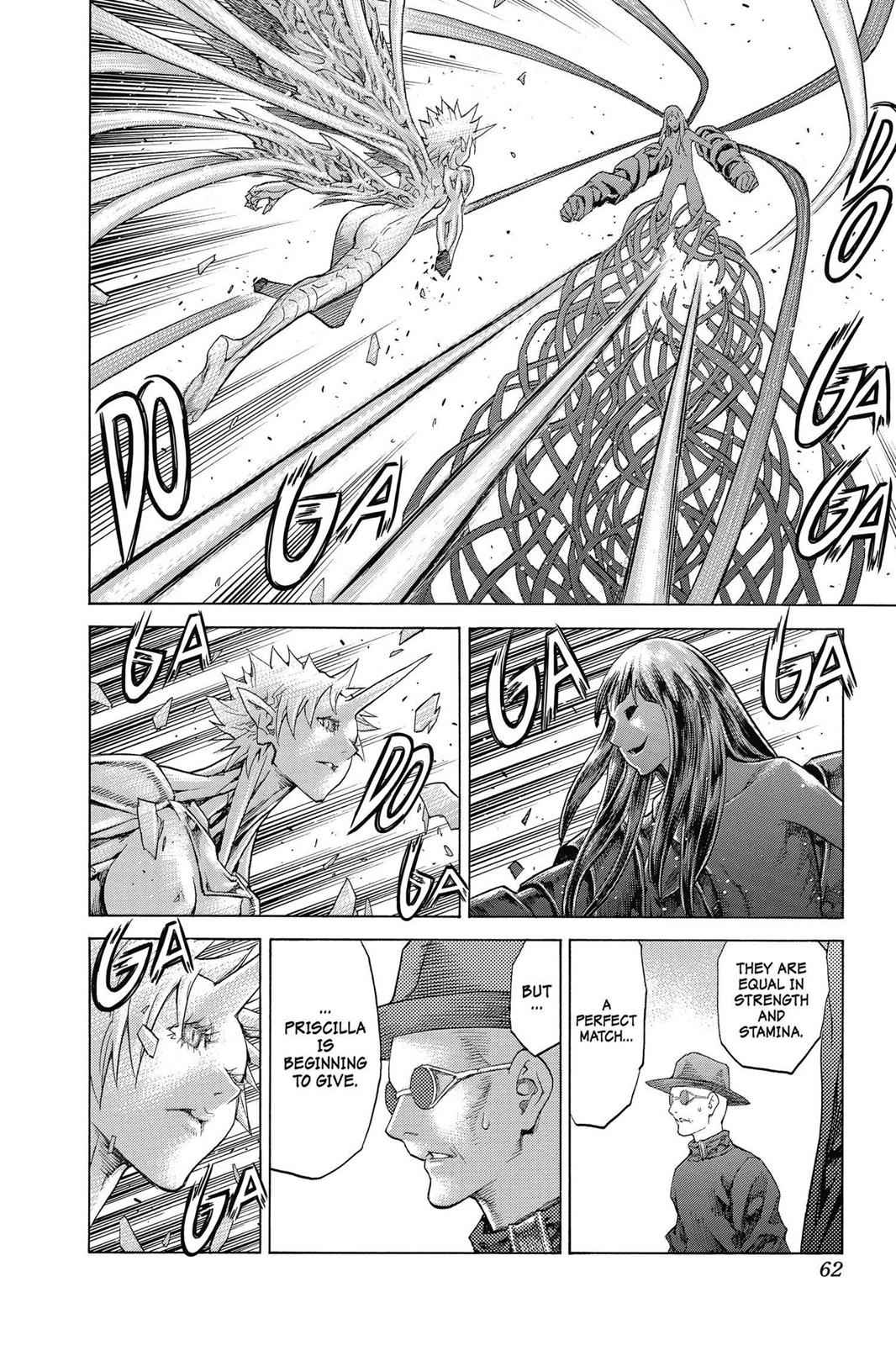 Claymore Chapter 139 Page 27