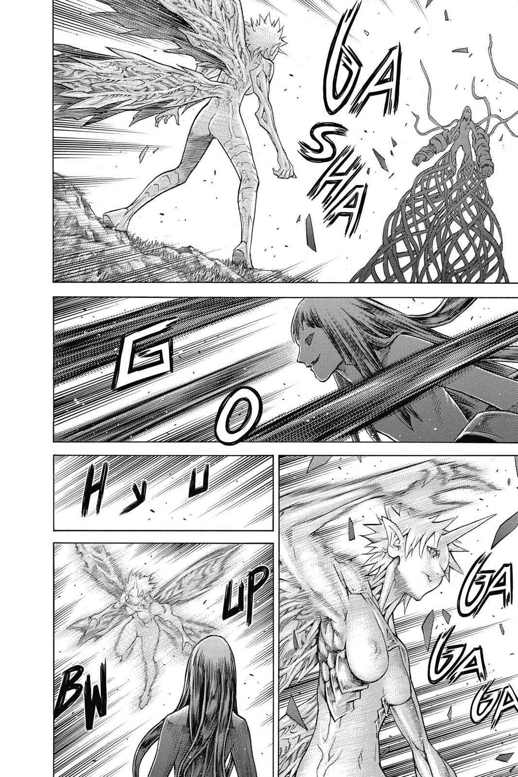 Claymore Chapter 140 Page 19