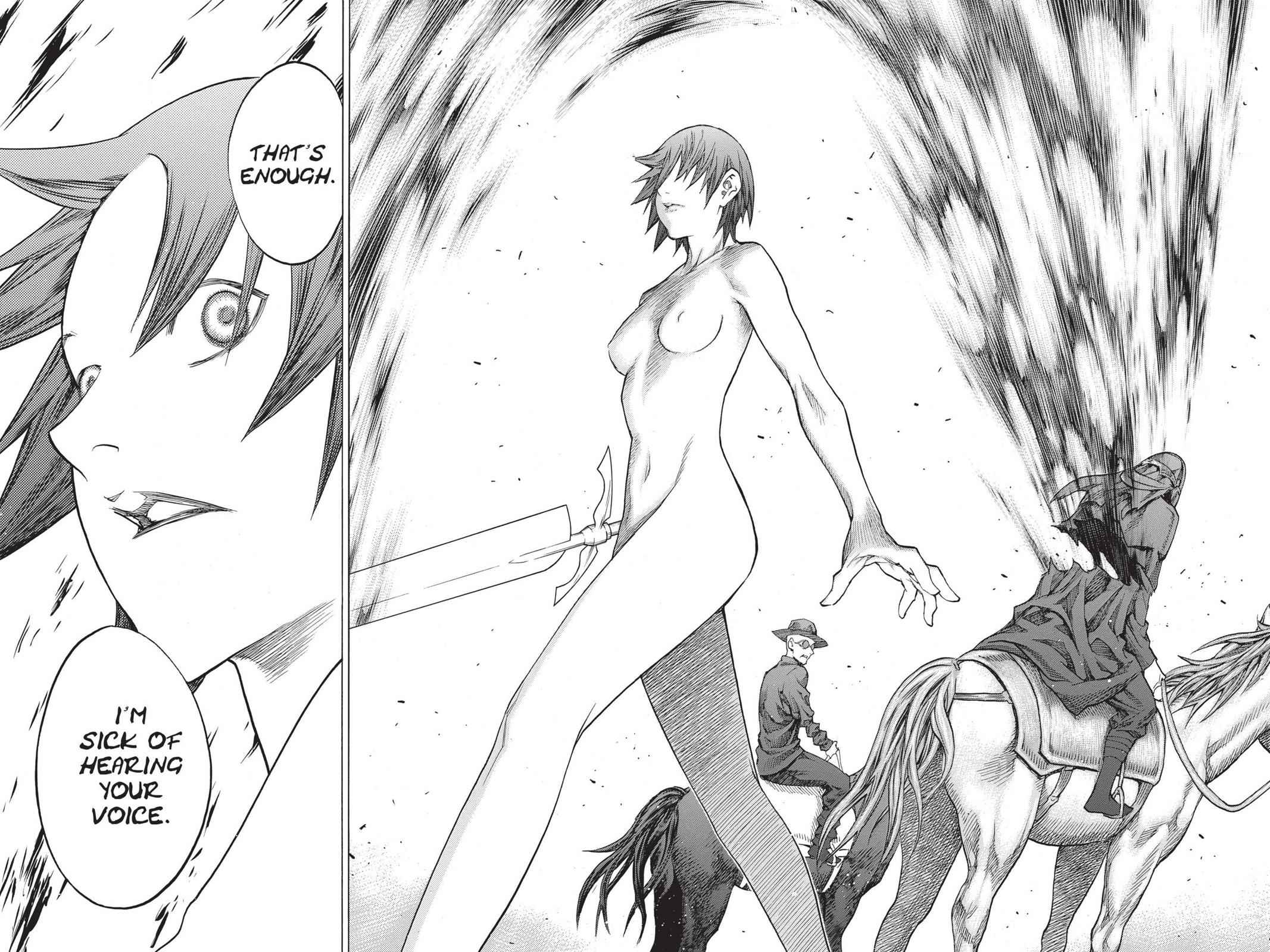 Claymore Chapter 142 Page 16