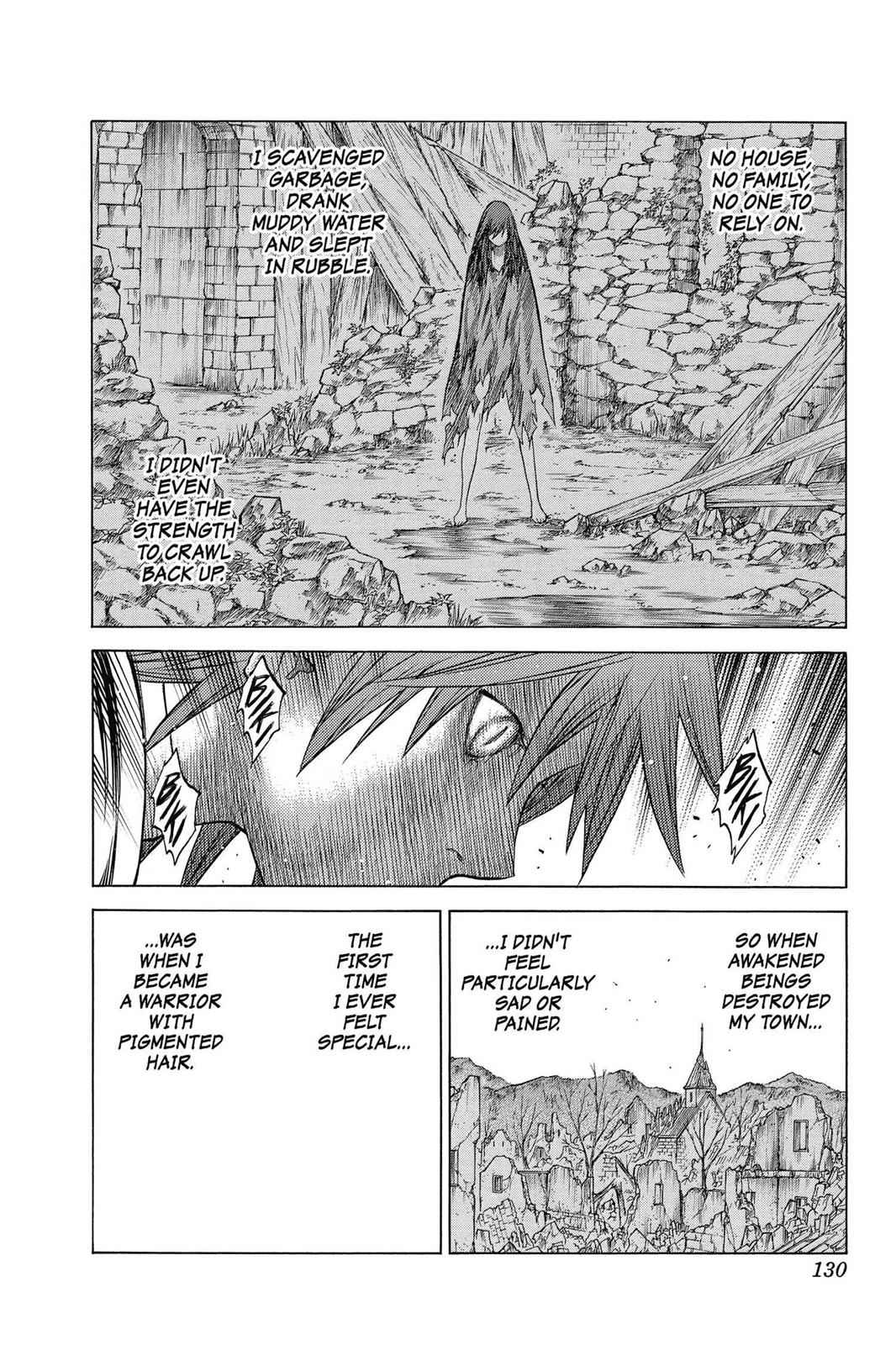 Claymore Chapter 142 Page 2
