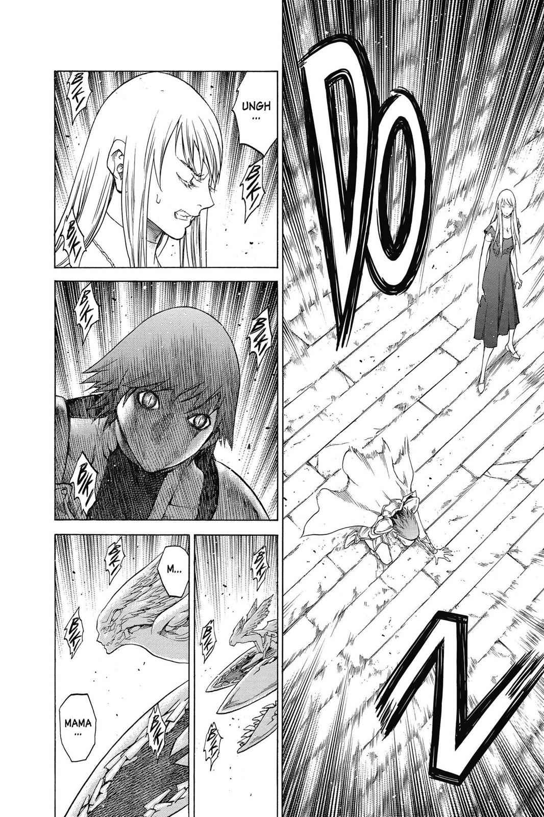 Claymore Chapter 142 Page 22