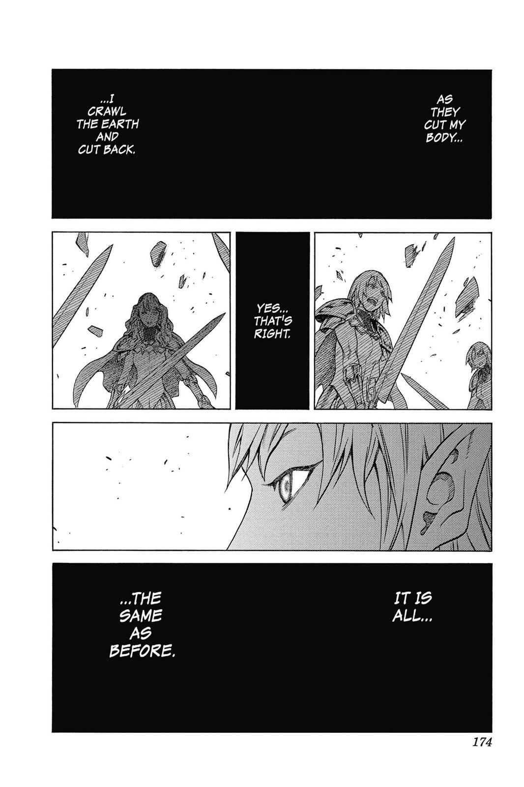 Claymore Chapter 143 Page 14