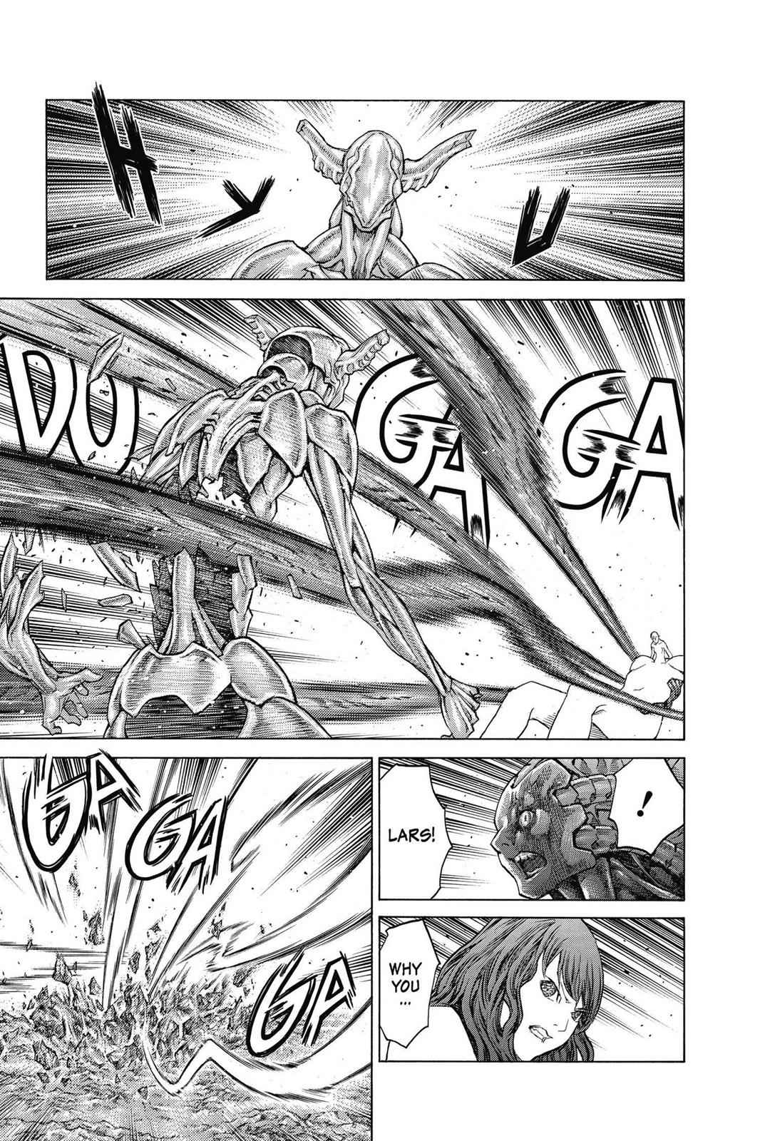 Claymore Chapter 143 Page 15
