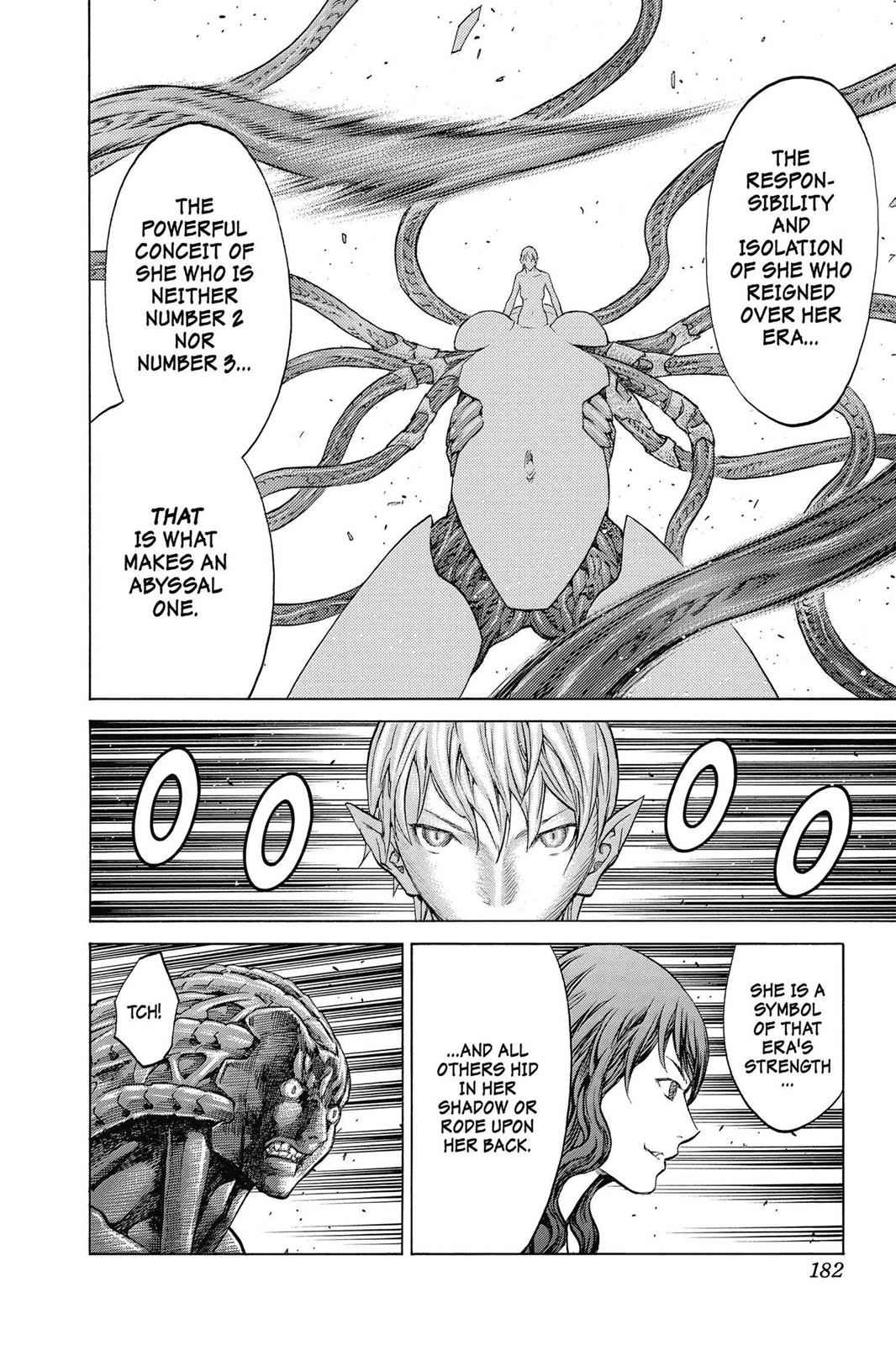 Claymore Chapter 143 Page 22