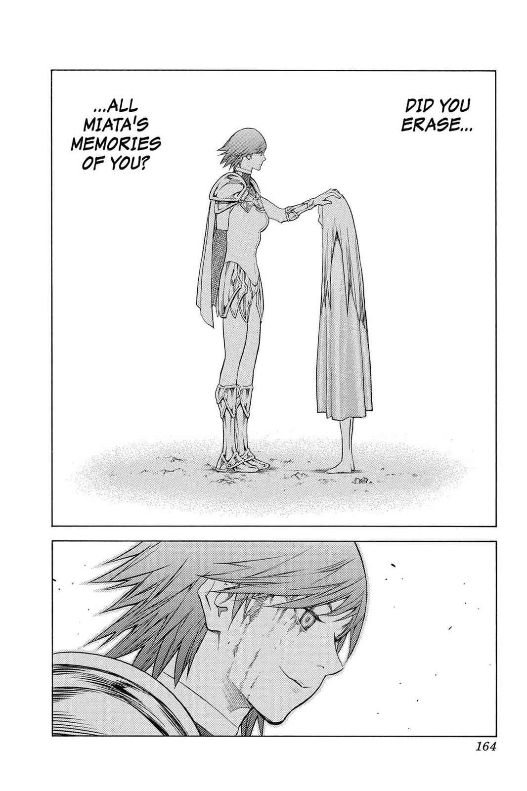 Claymore Chapter 143 Page 4