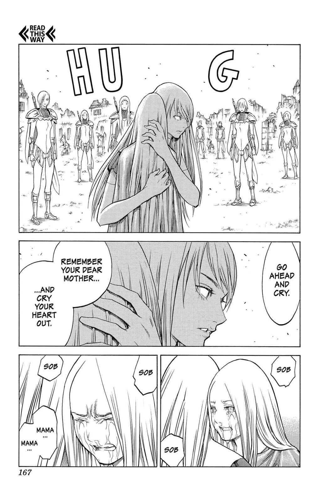 Claymore Chapter 143 Page 7
