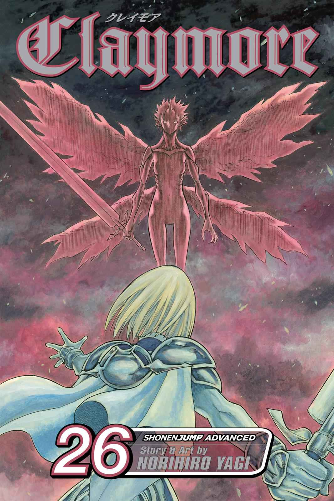 Claymore Chapter 144 Page 1
