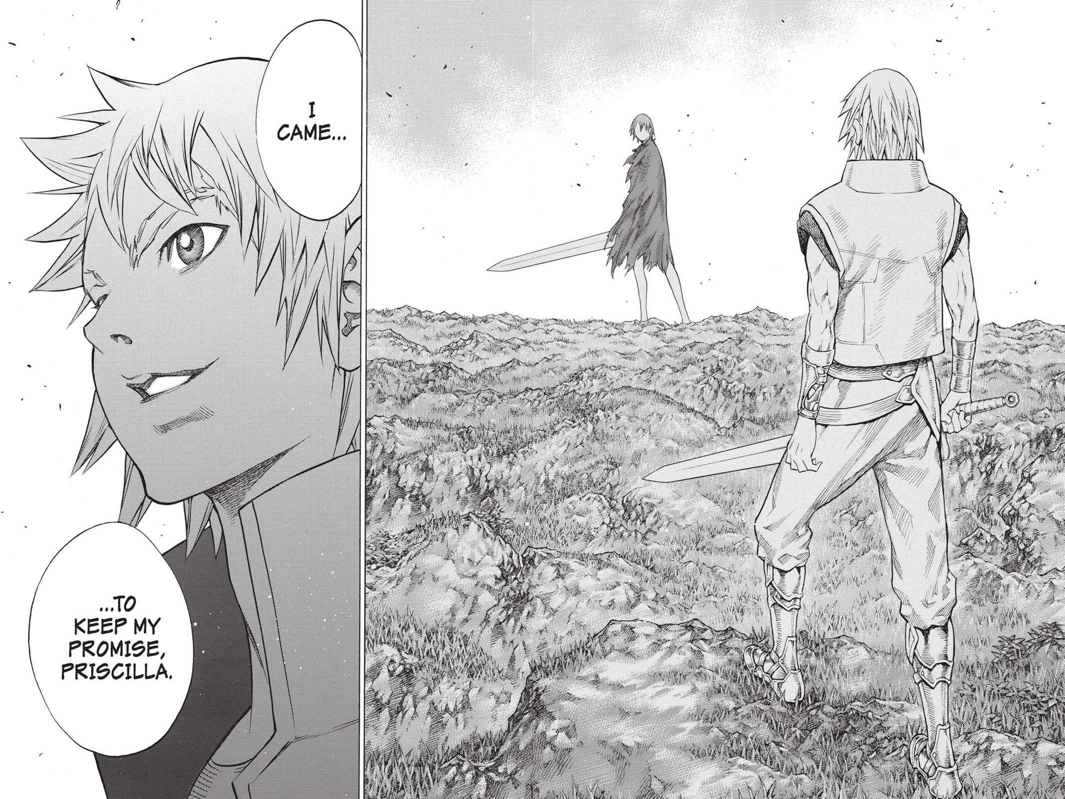 Claymore Chapter 144 Page 12