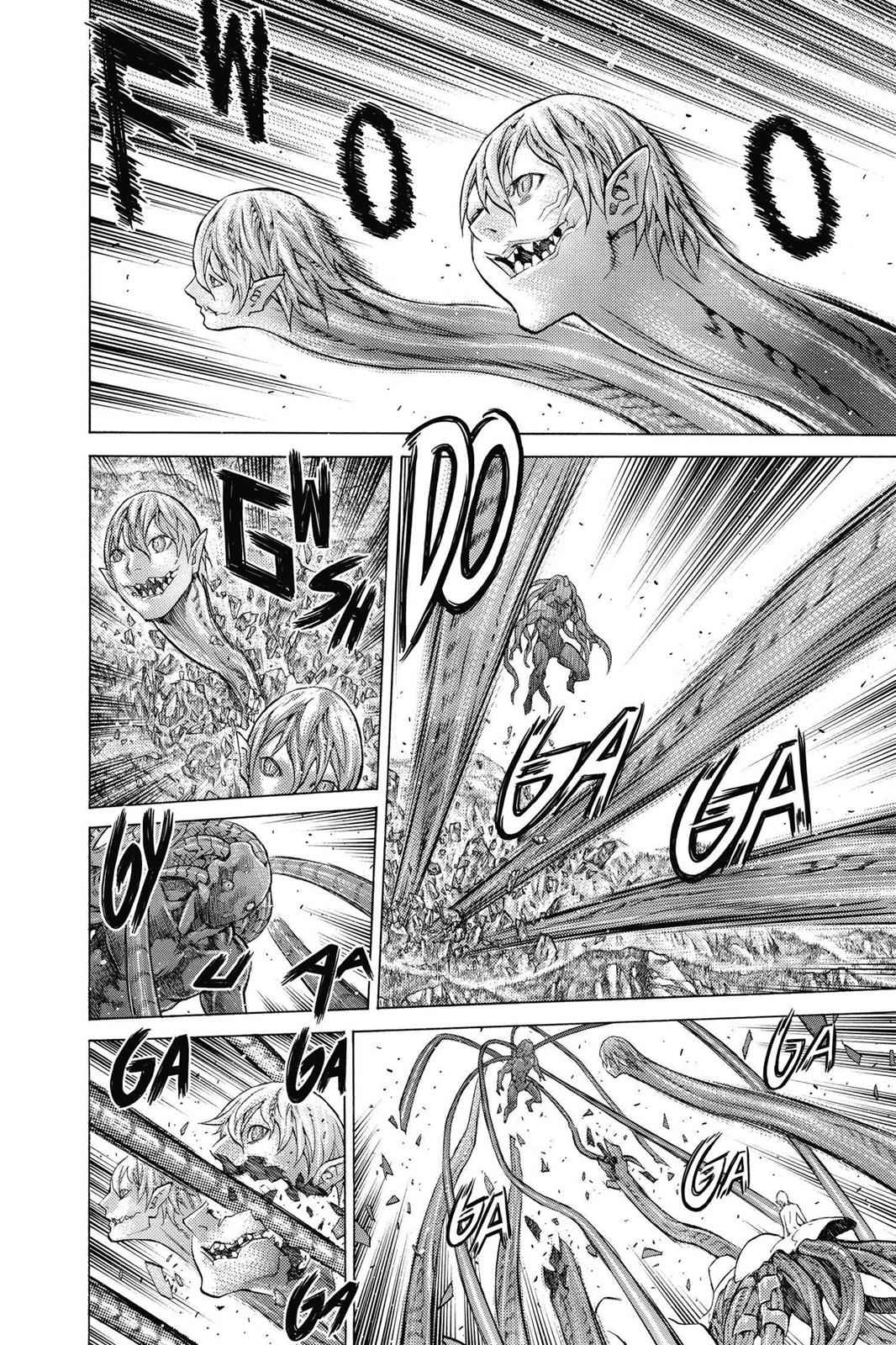 Claymore Chapter 144 Page 16