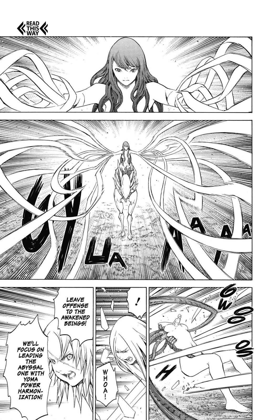 Claymore Chapter 144 Page 17