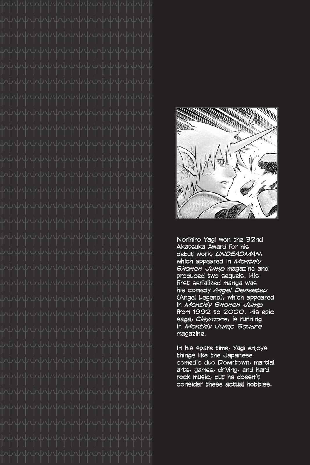 Claymore Chapter 144 Page 2