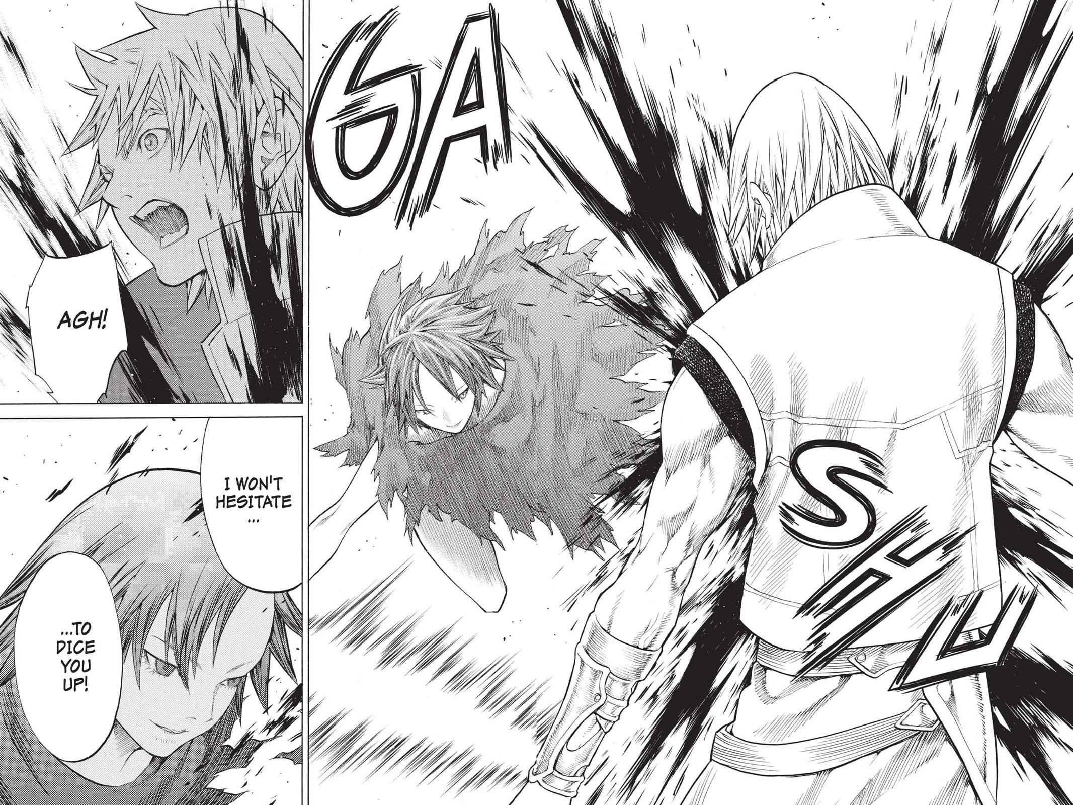Claymore Chapter 144 Page 26