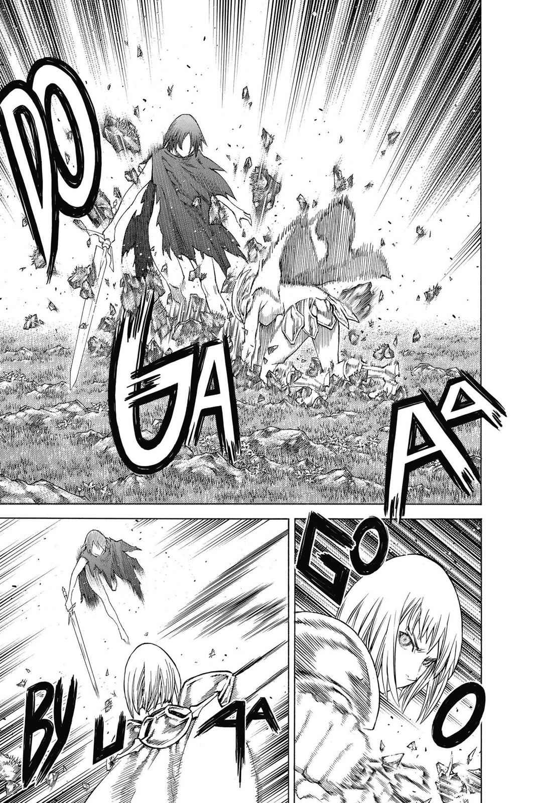 Claymore Chapter 144 Page 28