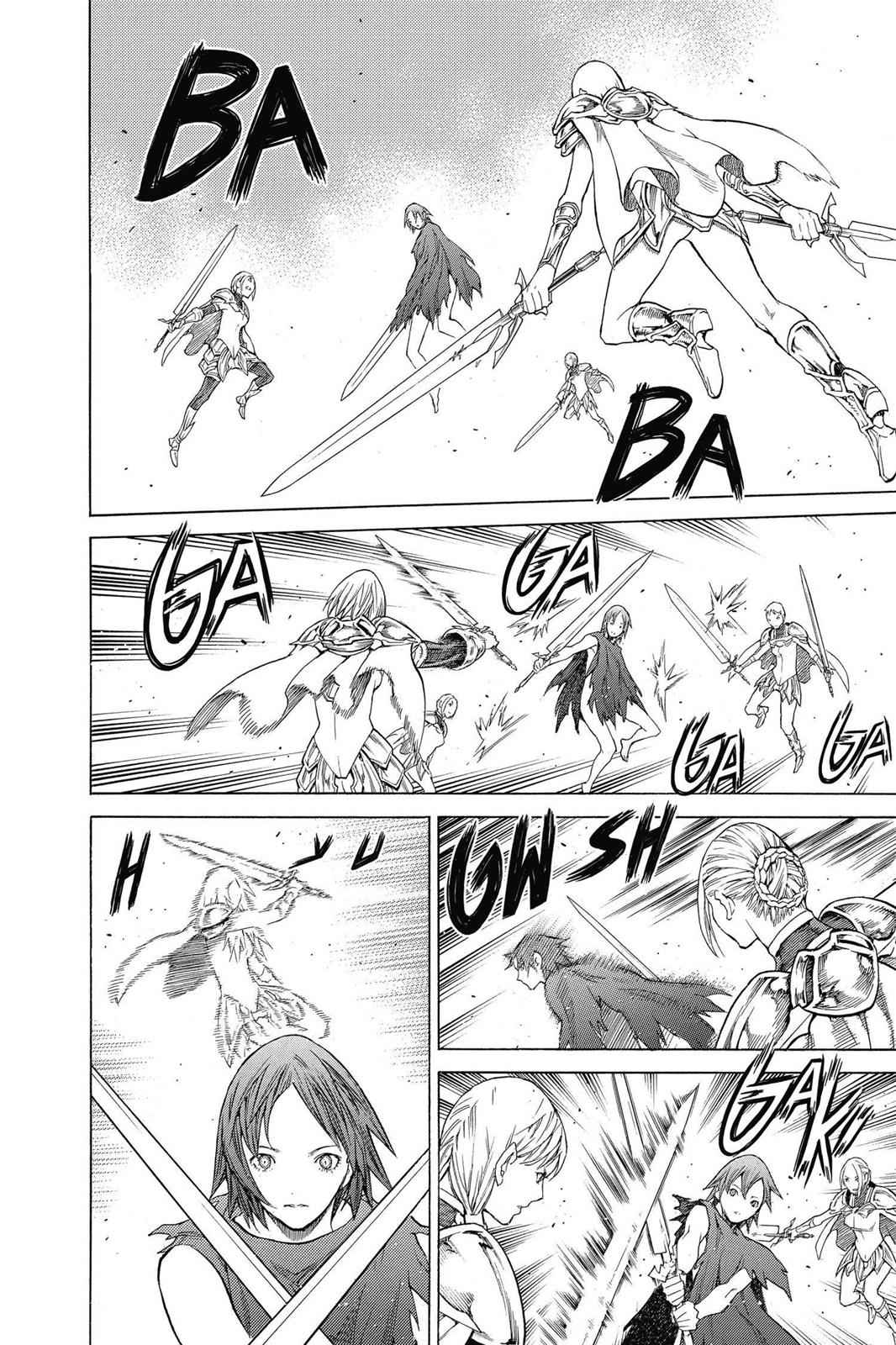 Claymore Chapter 144 Page 29