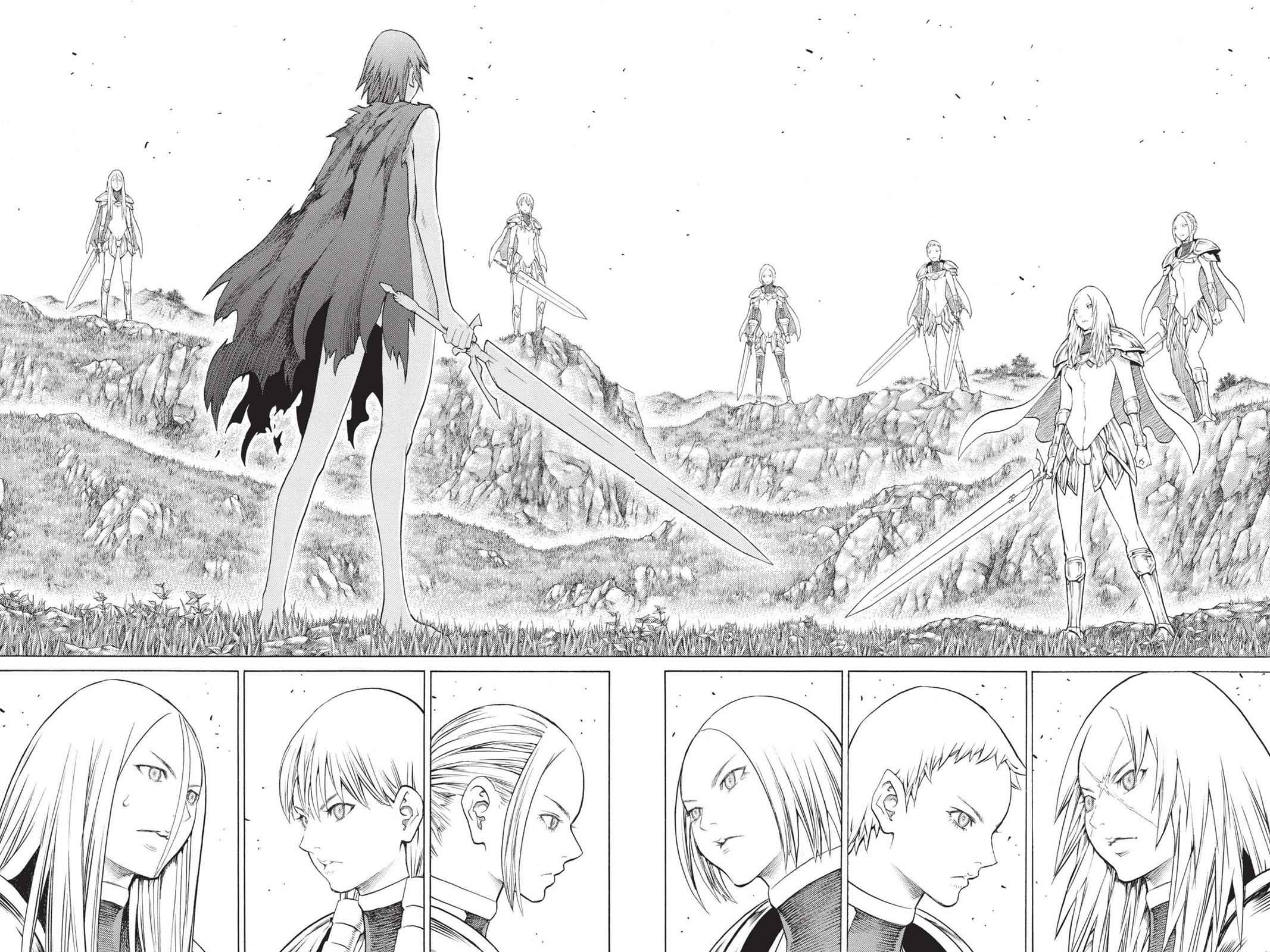 Claymore Chapter 144 Page 31