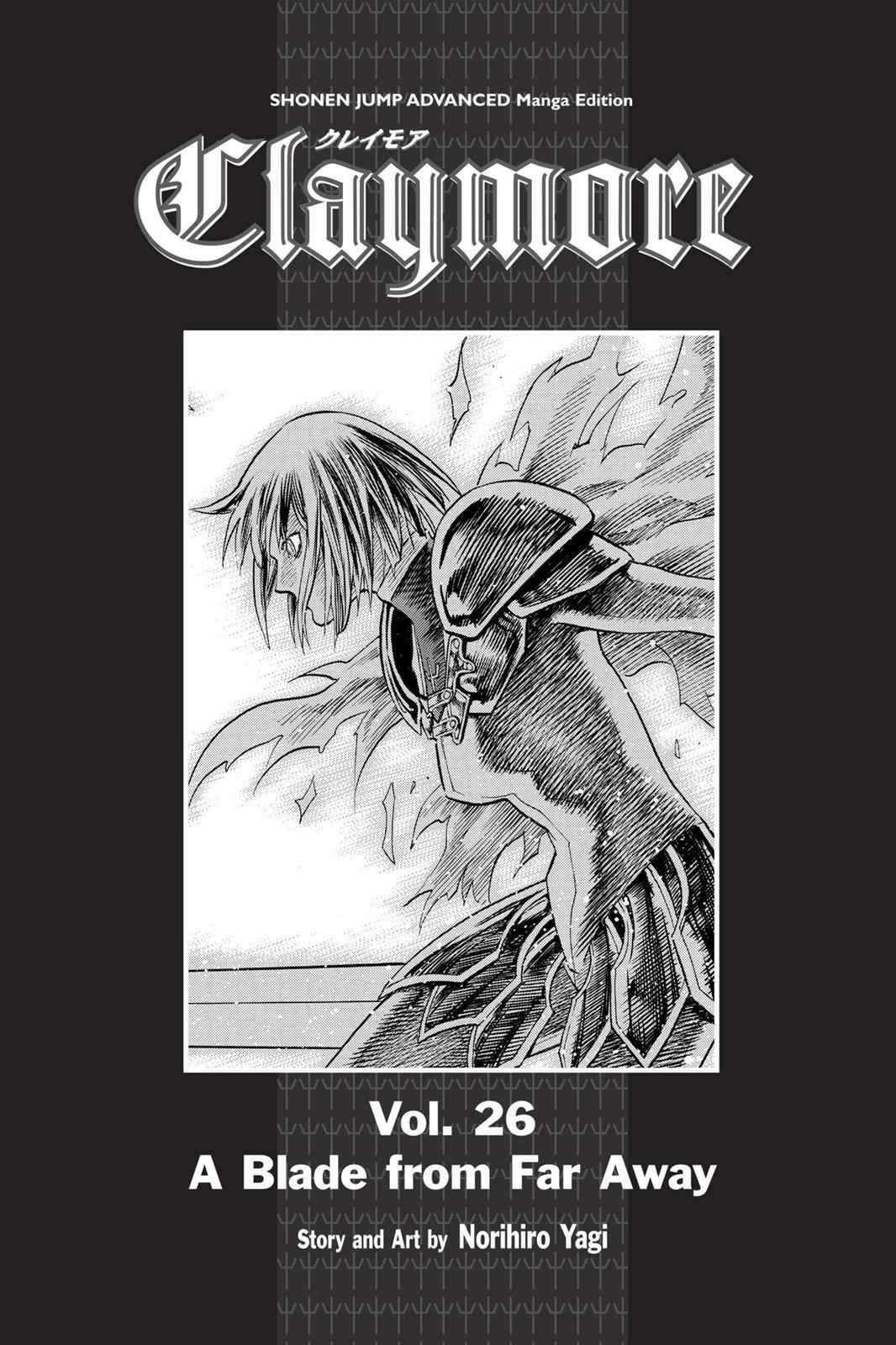 Claymore Chapter 144 Page 4