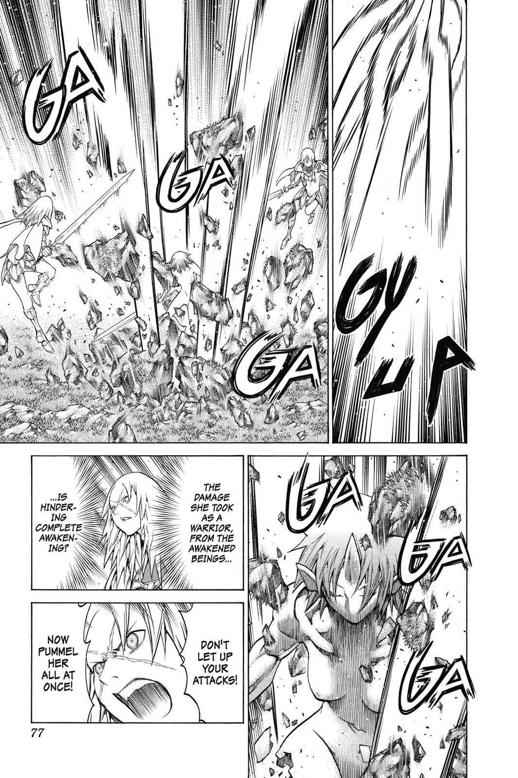 Claymore Chapter 146 Page 6