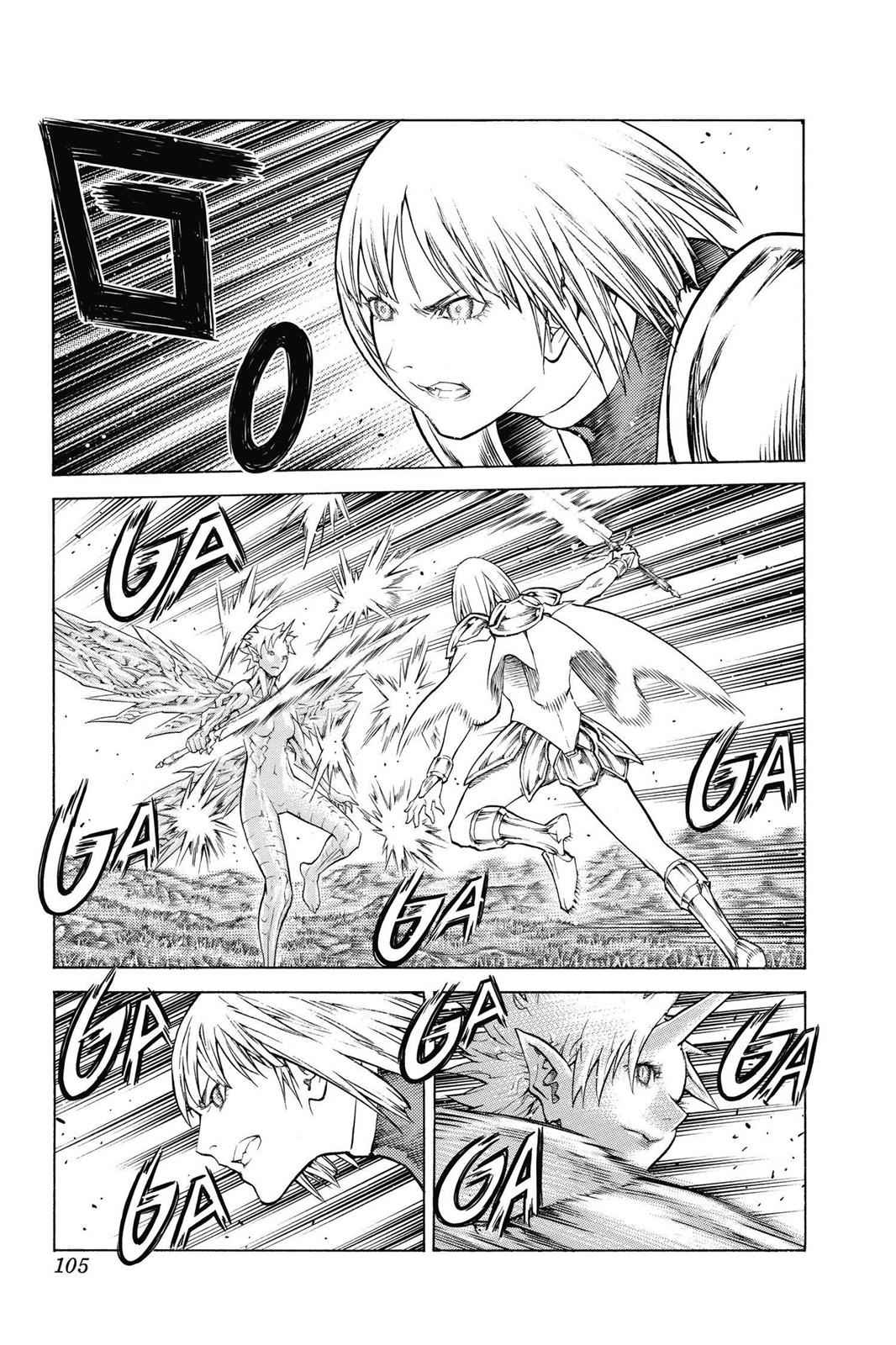 Claymore Chapter 147 Page 10