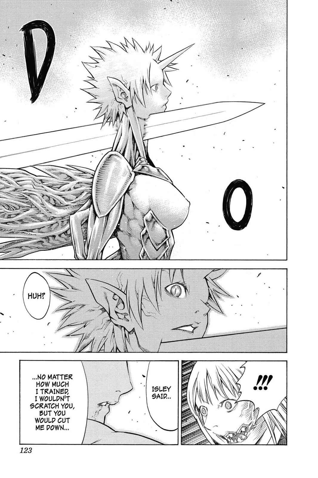 Claymore Chapter 147 Page 26