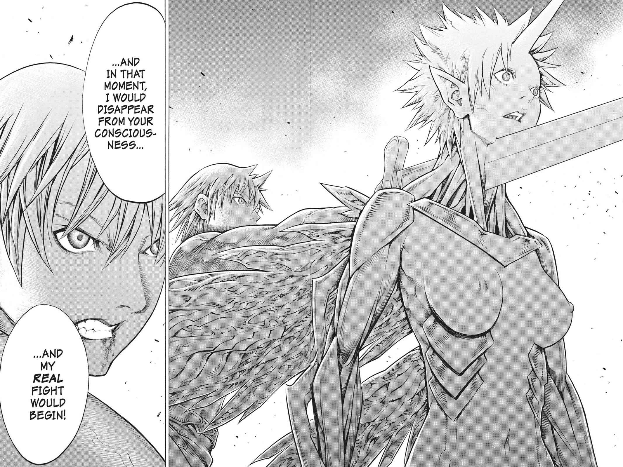 Claymore Chapter 147 Page 27