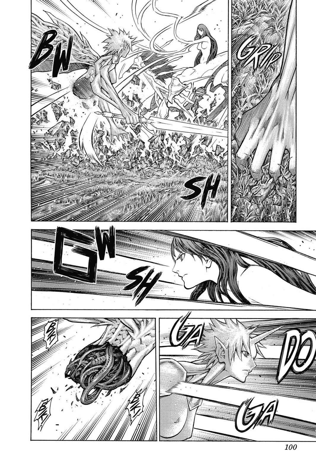 Claymore Chapter 147 Page 6