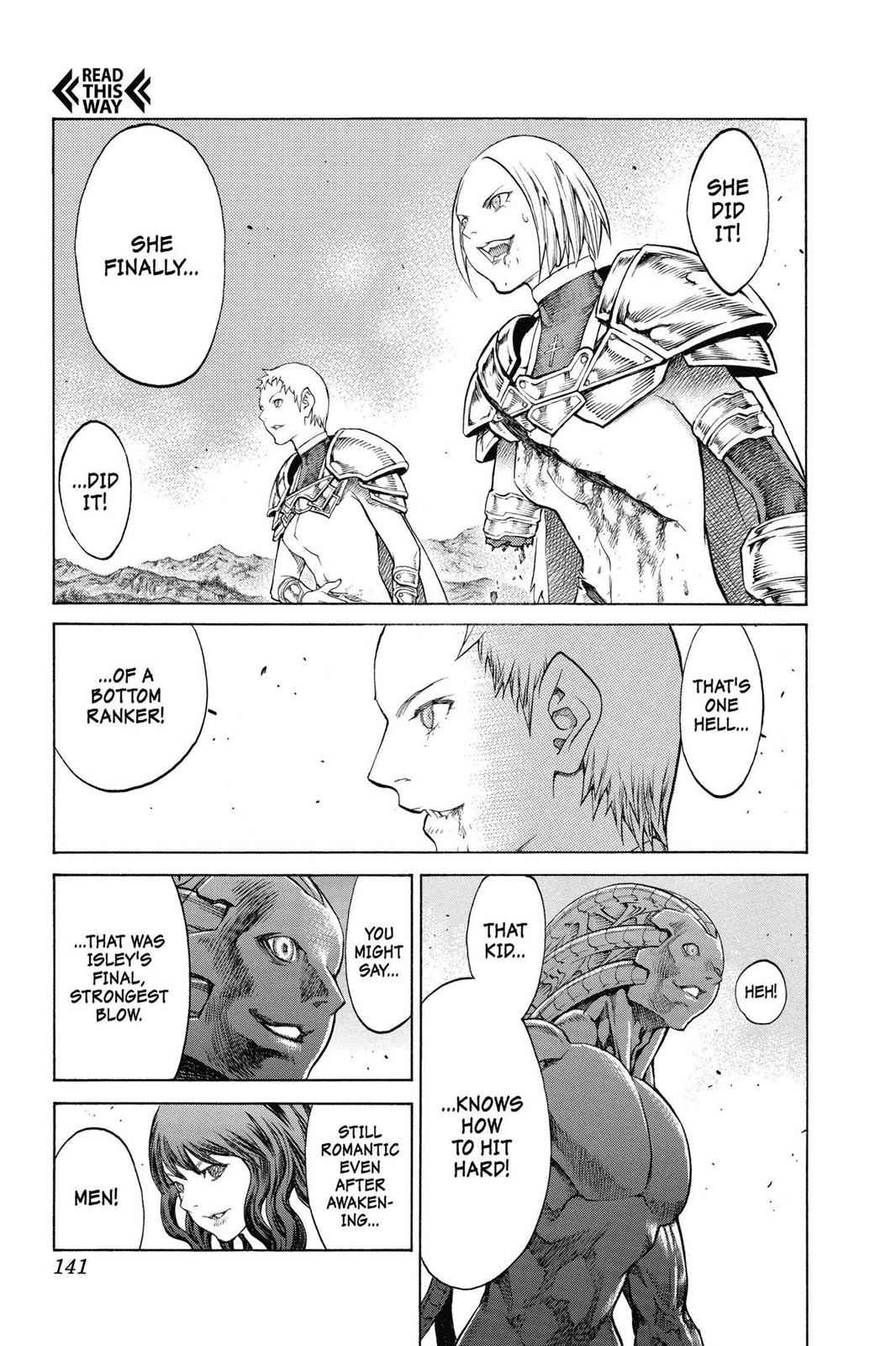 Claymore Chapter 148 Page 12