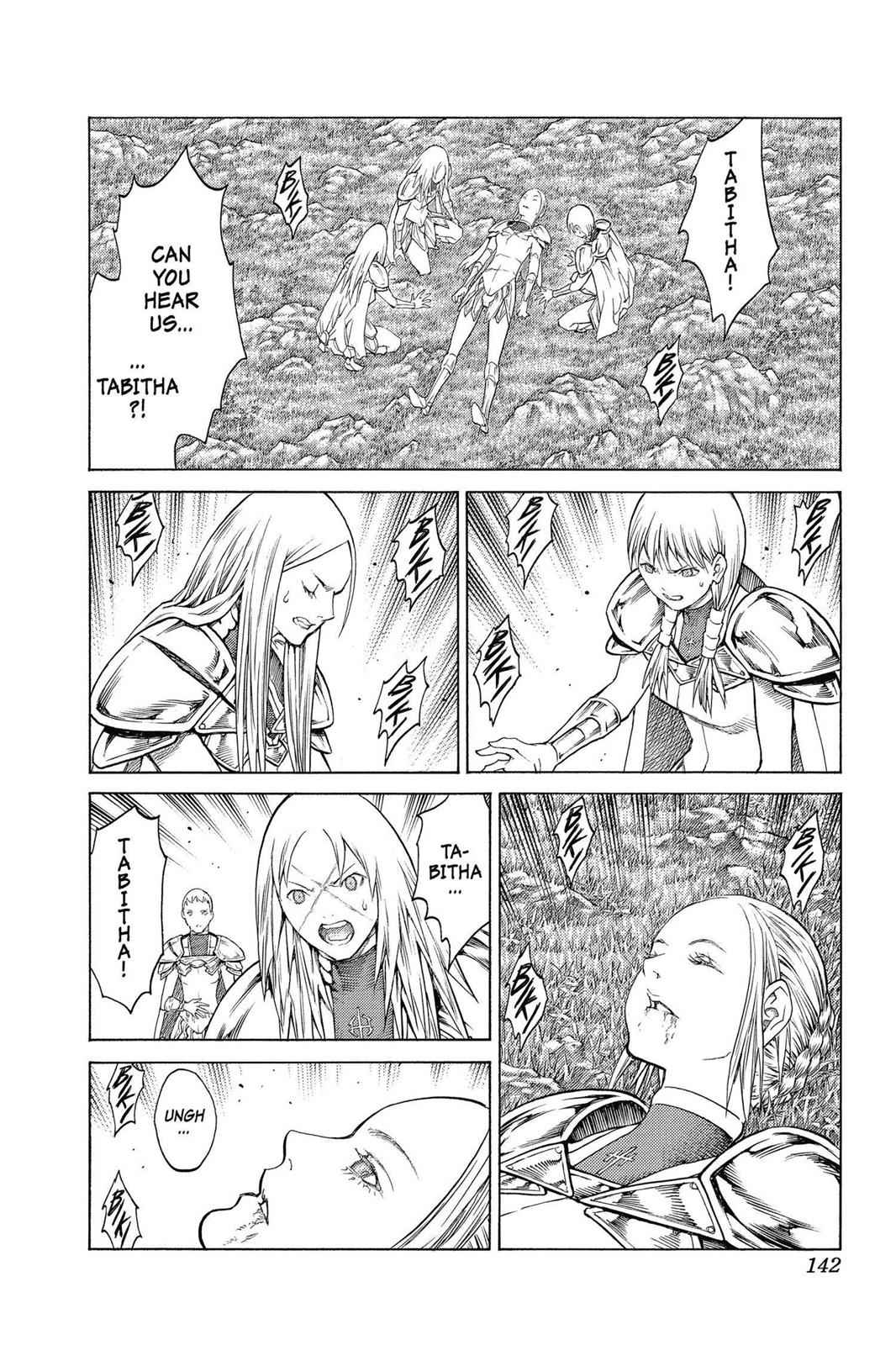 Claymore Chapter 148 Page 13