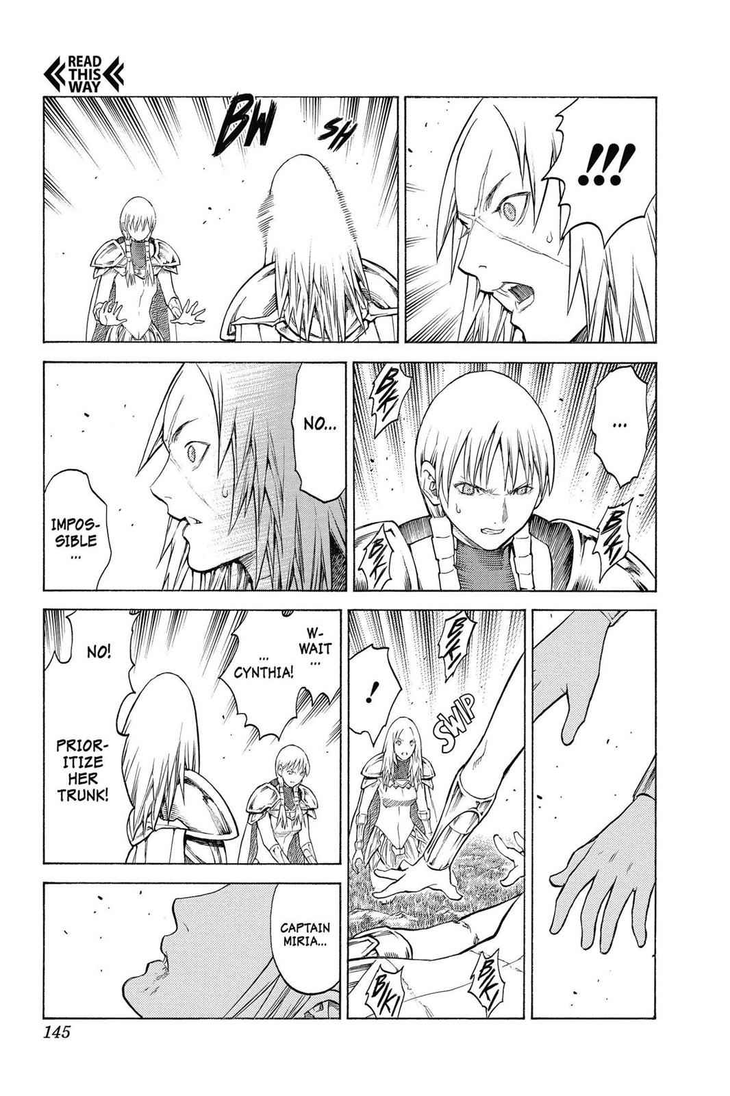 Claymore Chapter 148 Page 16