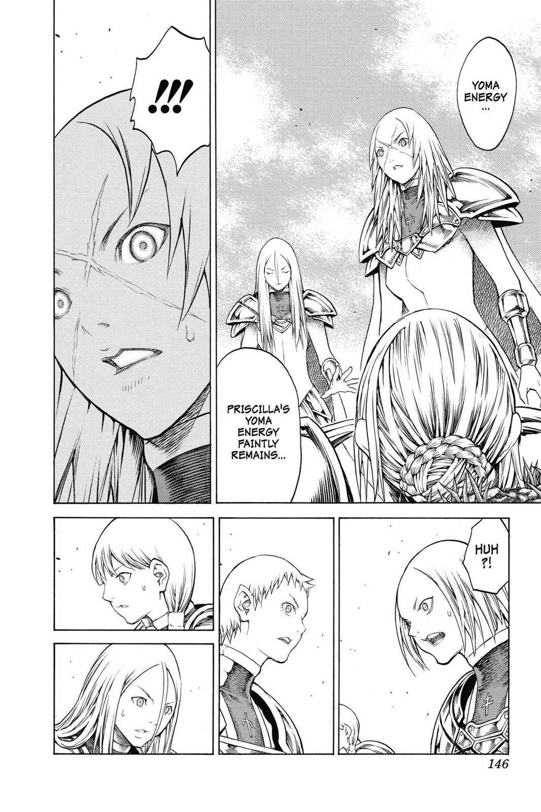 Claymore Chapter 148 Page 17