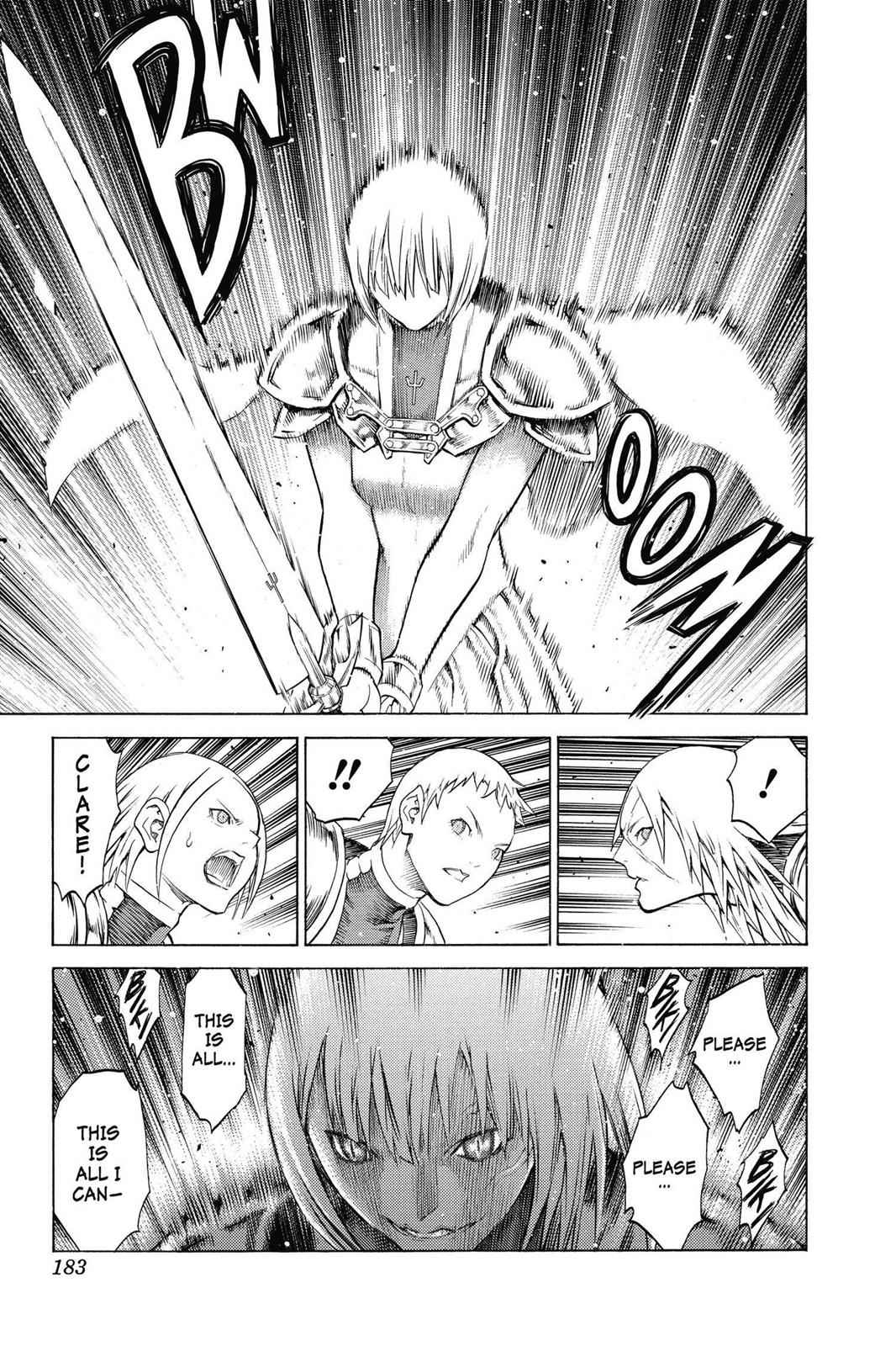 Claymore Chapter 149 Page 25