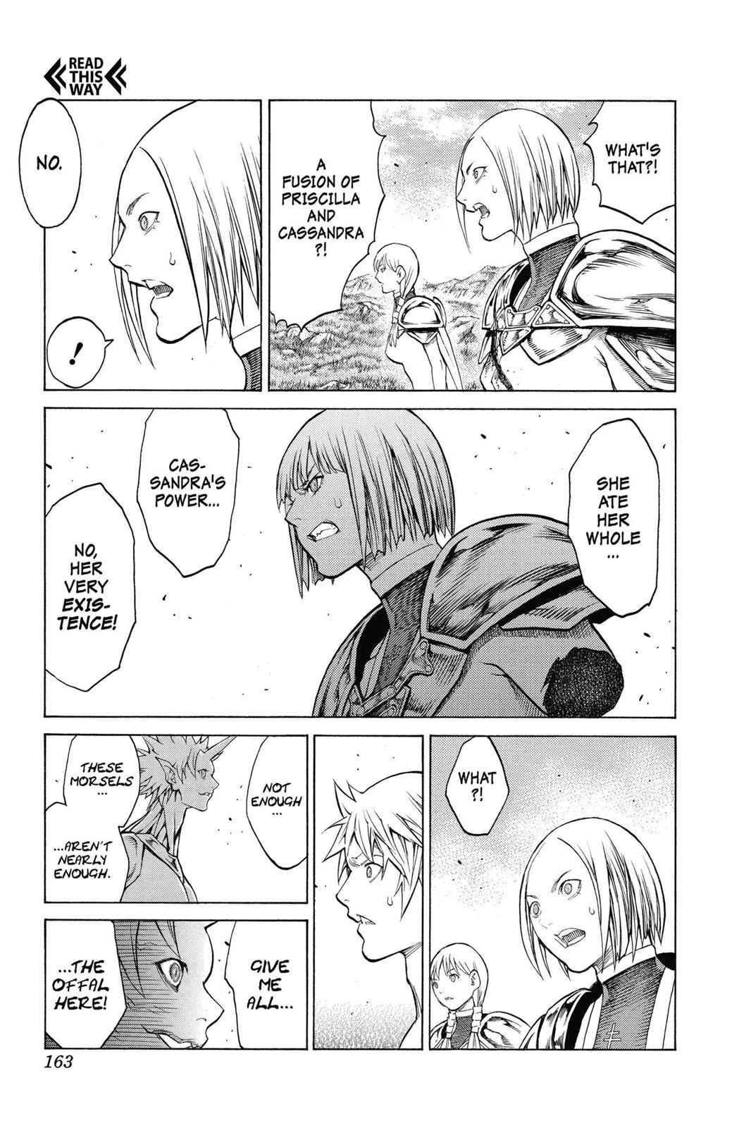 Claymore Chapter 149 Page 5