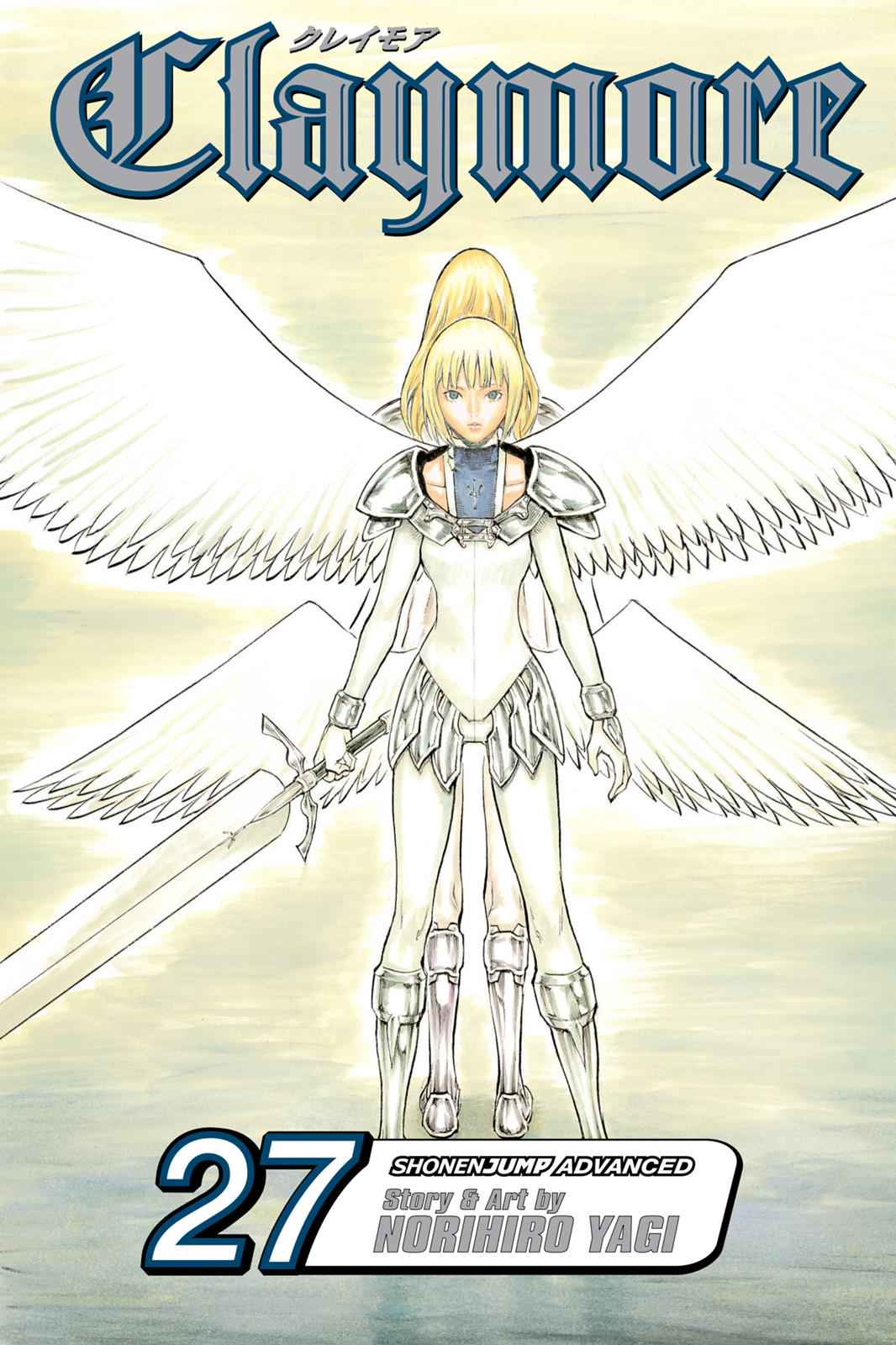 Claymore Chapter 150 Page 1