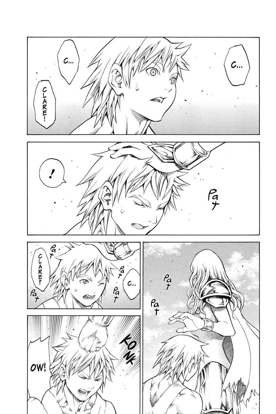 Claymore Chapter 150 Page 13