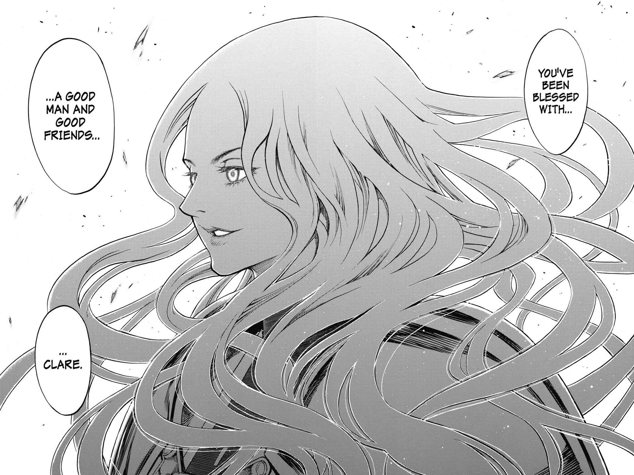 Claymore Chapter 150 Page 15